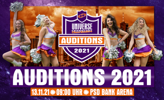 AUDITIONS 2021